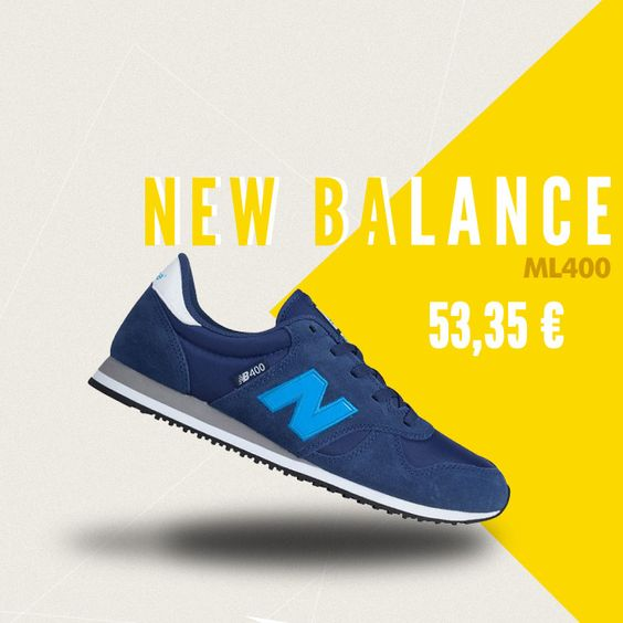 New Balance Ml400 zapatilla