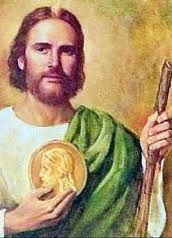 San JUDAS TADEO, apóstol de JESUS.