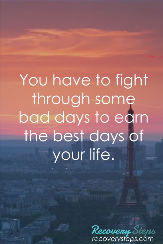 Bad day motivational quotes and keep fighting on pinterest for Bad inspiration
