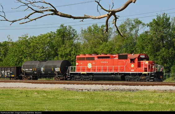 RailPictures.Net Photo: TRRA 3003 Terminal Railroad Association of St. Louis EMD SD40R at Granite City, Illinois by Mike Mautner