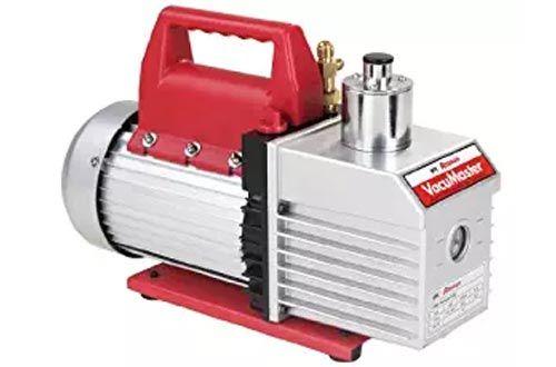 Robinair 15800 Vacumaster Economy Vacuum Pump 2 Stage 8 Cfm Vacuum Pump Air Conditioning Tools Vacuums