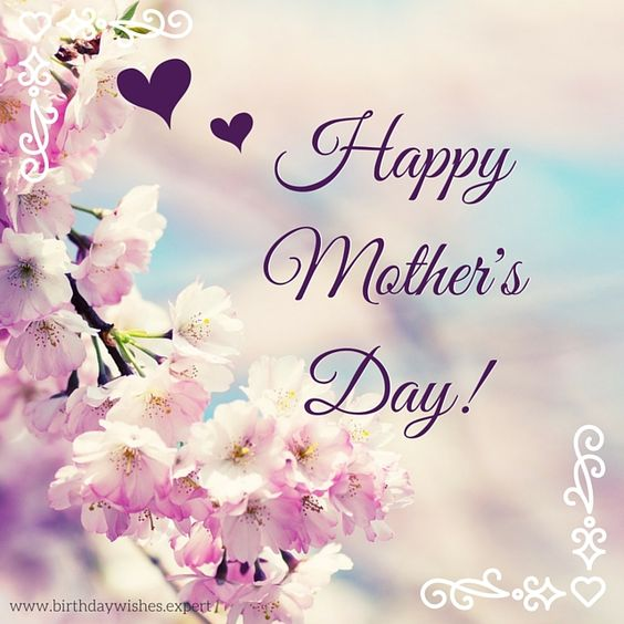 Happy Mother's day!: