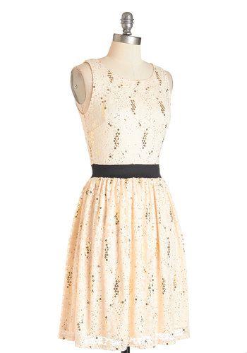 Bold and Bubbly Dress | Mod Retro Vintage Dresses | ModCloth.com