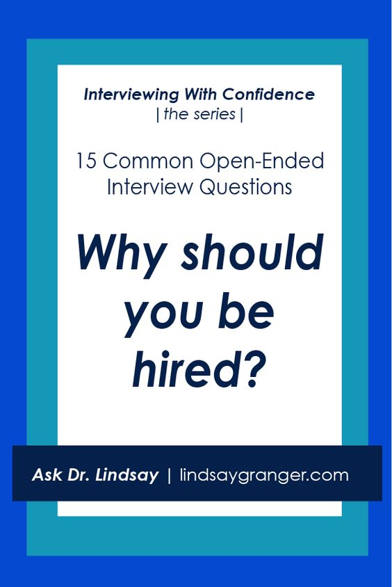 IWC Post 6 15 Common Interview Questions Common interview - best interview answers