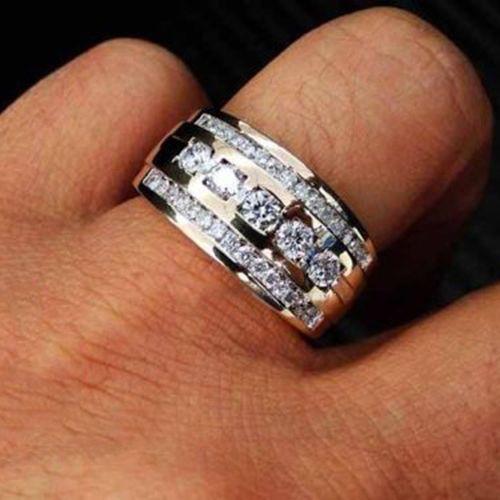 Wedding Ring Finger Cheap Wedding Rings Zales Wedding Rings Anillos De Matrimonio Anill Mens Wedding Rings Mens Diamond Wedding Bands Men Diamond Ring