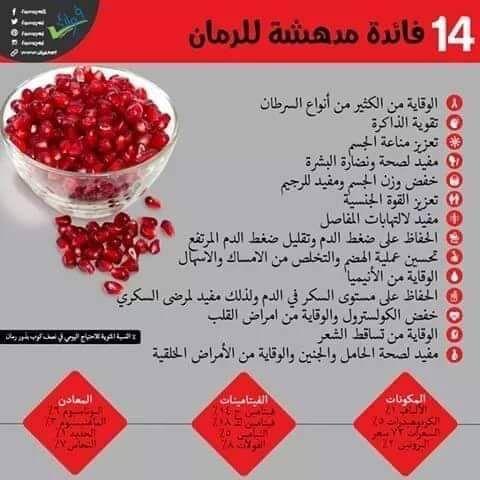 Pin By Azhar Alkenany On صور Pomegranate Benefits Food Fruit