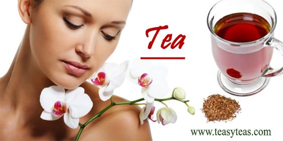 Drinking teas not only help to cleanse the body, but it also you help revitalize the skin. http://www.teasyteas.com/