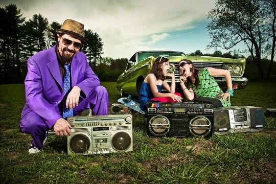 """Secret Agent 23 Skidoo - """"King of Kid Hop"""" - Comes to NYC Bronx, New York  #Kids #Events"""