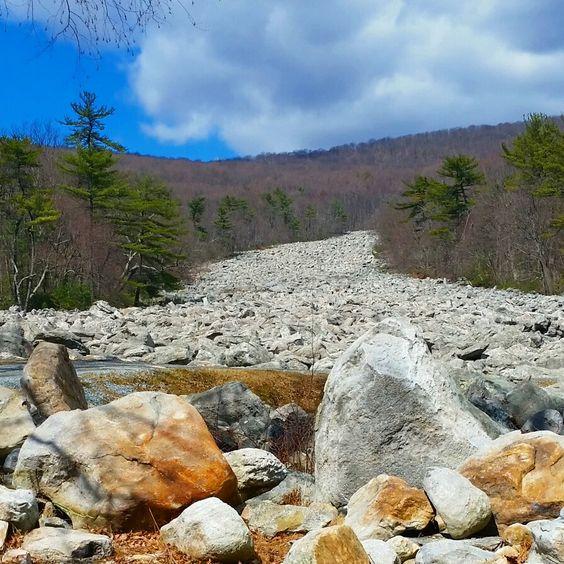 Blue rocks campground