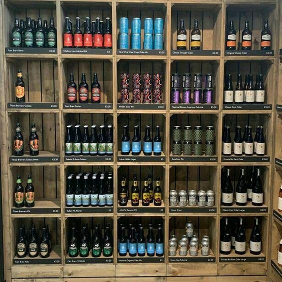 điều kiện bán lẻ rượu