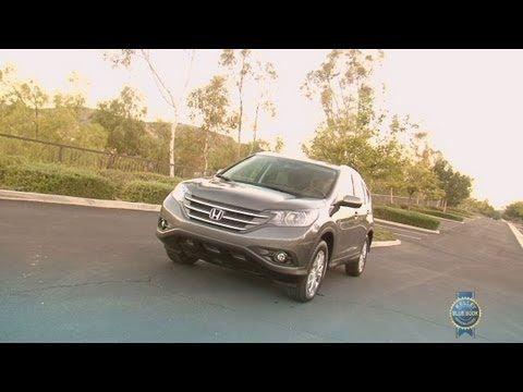 2012 Honda CR-V Video Review