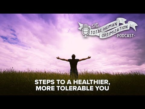#93 Steps To A Healthier, More Tolerable You w/ Marcus Martinez - From a new morning routine to an improved view of our self-image, there are several small things we can do that can positively affect our lives.