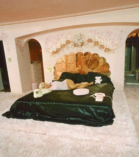 Jayne Mansfield 39 S Pink Palace Pink Pinterest Home