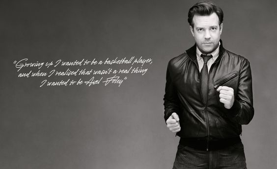 Mr Jason Sudeikis in The Journal