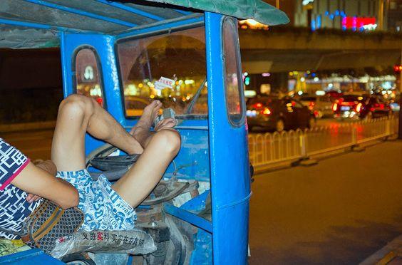 Tao Liu (born 1983) is a Chinese street photographer