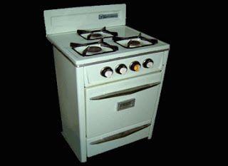 Estufa a os 70 los a os 70s pinterest retro - Cocinas anos 50 ...
