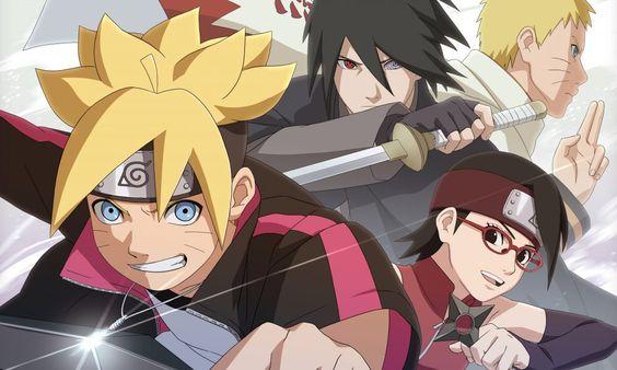 Planeta Cómic anuncia la fecha de lanzamiento de la continuación de Naruto