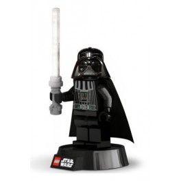 Desde el mundo de ´Lego Star Wars´ nos llega la lámpara que se enciende por medio de el puerto USB. Mide 23 cm de altura y viene en una caja. La lámpara tambien funciona con pilas 3xAA (incluidas).   60,68 €