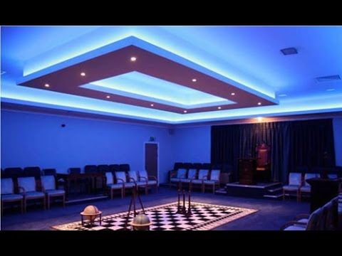 Genial moderne decken led leuchten in 2019 | Led lampen ...