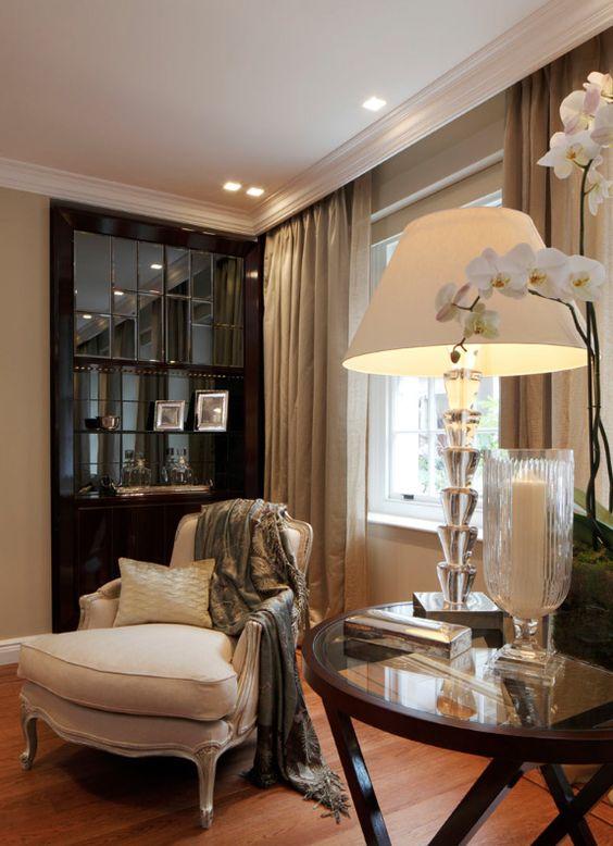 Valances interiors wall colors taupe flooring interior design dark