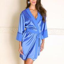 robe azul