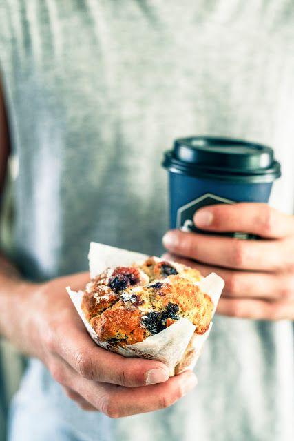 muffins au blueberry