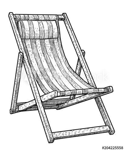 Beach Chair Drawing Backofbeachchairdrawing Beachchairandumbrelladrawing Beachchaircartoondrawing Beachcha Chair Drawing Beach Chairs Beach Chair Umbrella