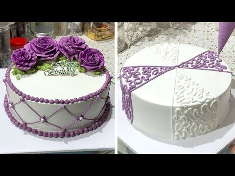 Awesome Creative Cake Decorating Ideas For Beginner How To Make