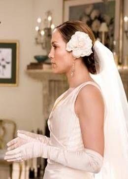 jennifer lopez monster in law wedding dress