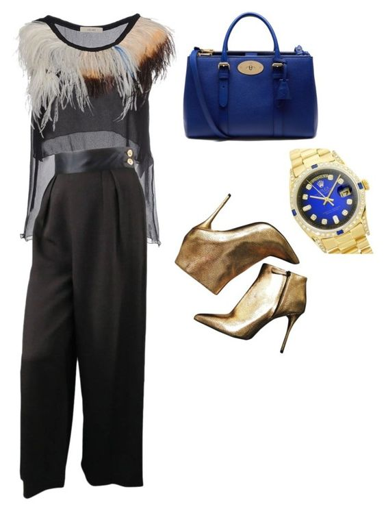 """Untitled #407"" by hussien ❤ liked on Polyvore featuring мода, CÉLINE, Chanel, Alexander McQueen, Mulberry, Rolex, women's clothing, women, female и woman"
