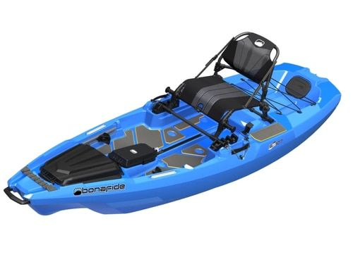 Bonafide Kayaks Ss107 Fishing Kayak Cool Hand Blue Kayak Fishing Best Fishing Kayak Kayak Cooler
