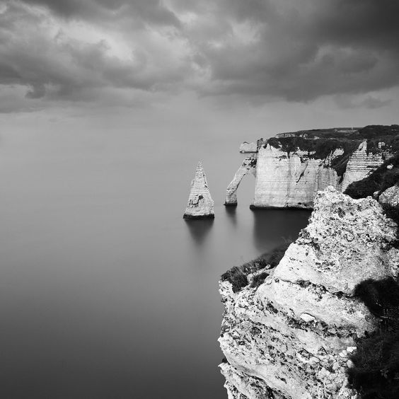 Falaises intemporelles by Nicolas Rottiers on 500px