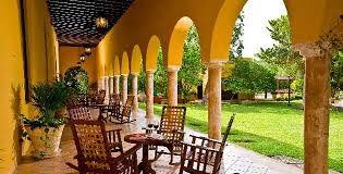 Casas coloniales de Yucatán