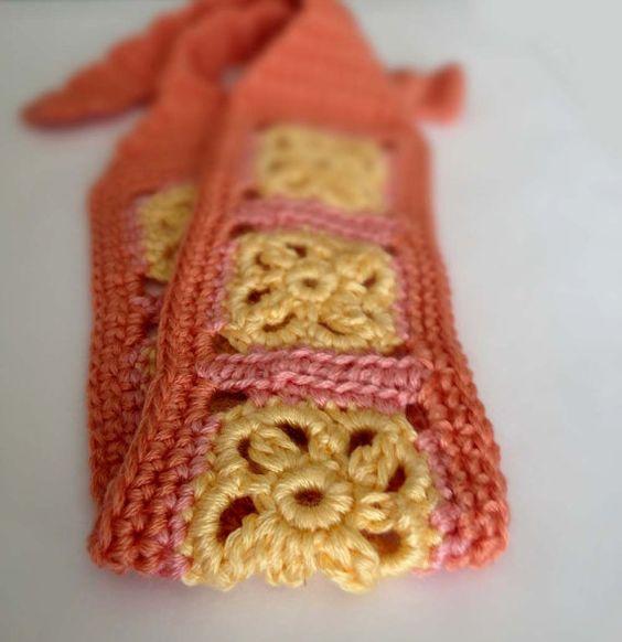 Yellow, Pink & Peach - Bamboo Yarn