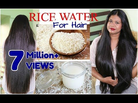 Learn How Rice Water For Fast Hair Growth Works If You Are Trying To Grow Your Natural Ha Hair Growth Methods How To Grow Your Hair Faster Extreme Hair Growth