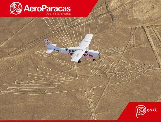 2000 años de antigüedad se ven mejor con AeroParacas