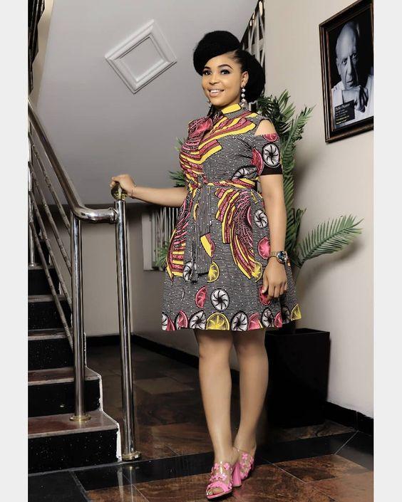 afisemihoney Dress by  @symdeycouture  #ankarazon