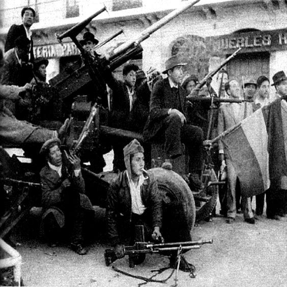 Bolívia - Revolução de 1952