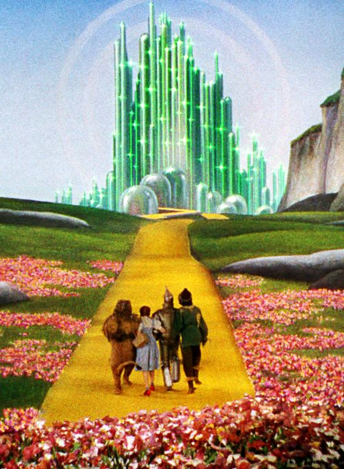 The Wizard of Oz (1939) - For its time, a cinematic revelation in special effects.: