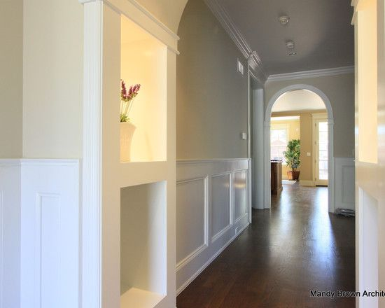 Painting Wood Paneling Design, Pictures, Remodel, Decor and Ideas - page 10