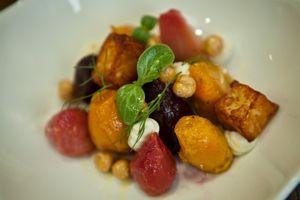 Another great recipe from Micah Wexler of Mezze in LA!