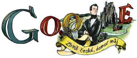 Google Czech Republic, 04.02.2013: Josef Kajetán Tyl's 205th Birthday
