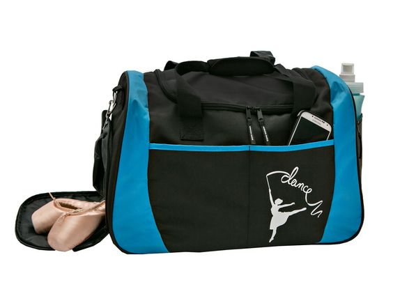 Horizon Dance 8130 Spirit Gear Duffel Bag for Dancers - Blue