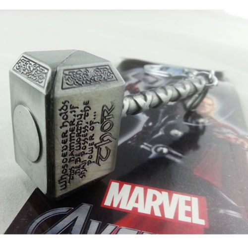 Thor's Hammer MjolnirKey Chains on AliExpress.com from $2.99