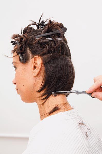 """Responsável pelo visual """"babado"""" da atriz Glória Pires, em Babilônia, o hairstylist Márcio Mello, do ..."""