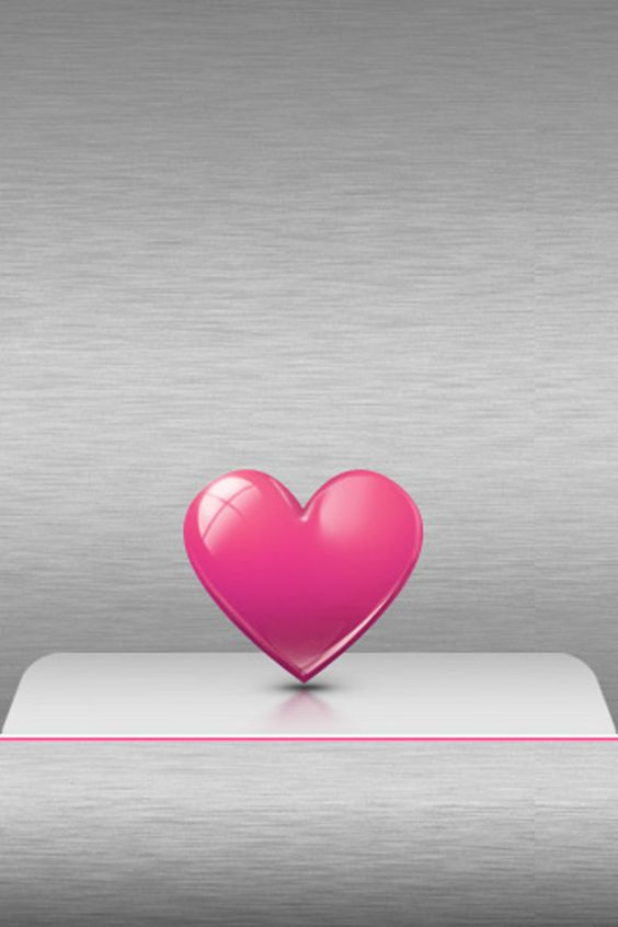 Pink Heart: