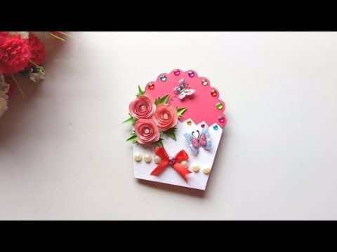 How To Make Special Birthday Card For Best Friend Youtube Card Making Birthday Beautiful Handmade Cards Special Birthday Cards