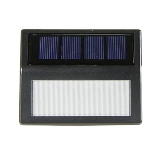 6 Led Solar Lamp Waterproof Solar Wall Night Light Porch Path Street Fence Garden Stairs Corridor Emergency Motion S Luces Nocturnas Sensores De Movimiento Led