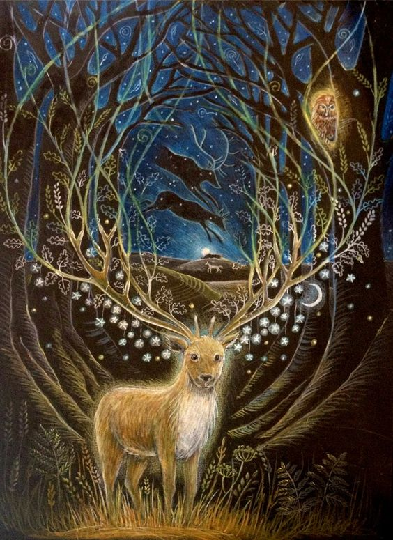 the_faery_host — pagewoman:     Magical Beast ~ Hannah Willow
