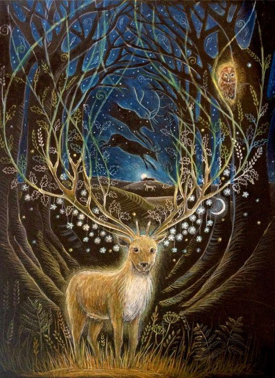 El espíritu del ciervo - gentileza y compasión